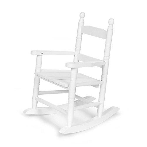 childwood kinder schaukelstuhl farbe wei kiefernholz. Black Bedroom Furniture Sets. Home Design Ideas